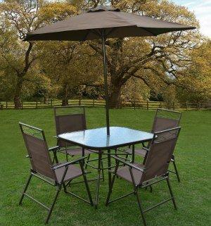 conjunto com mesa e cadeiras
