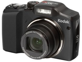 câmera kodak Z915