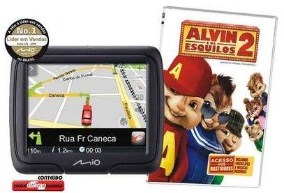 Kit GPS Mio M300