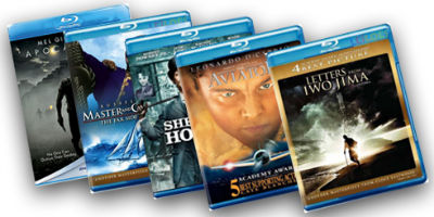 Saraiva compre 3 filmes