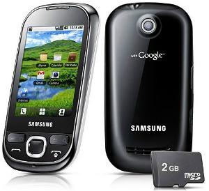 Smartphone Samsung Galaxy i550