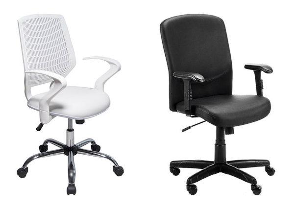 Cadeira office desconto