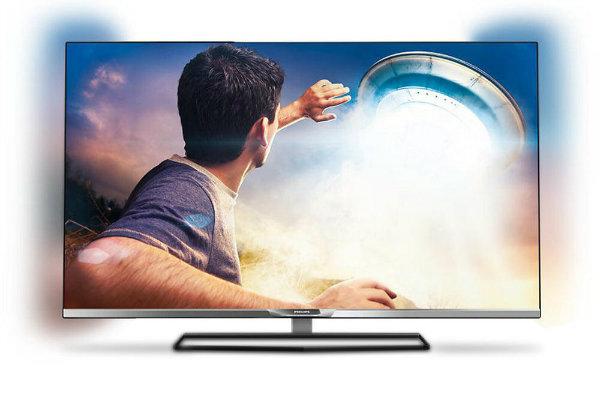Televisores 4k e smart TVs