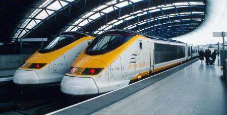 Rail Europe viaje trem