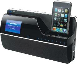 Dock para iPod e iPhone