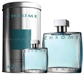 Kit Perfume Azzaro Chrome
