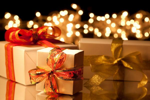 ofertas de natal presentes