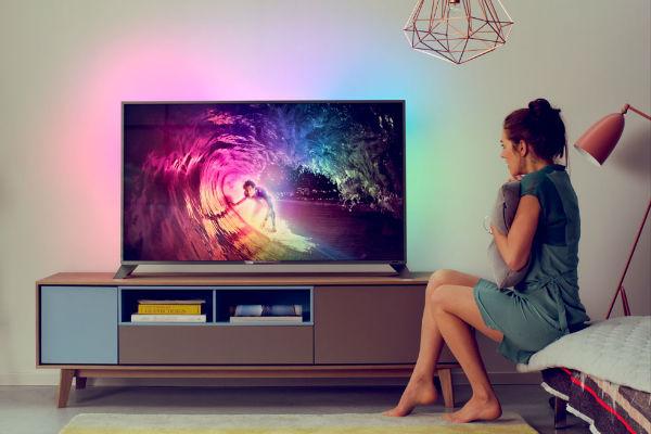 Smart TV LED Philips 47
