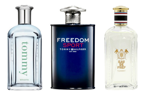 perfumes tommy hilfiger
