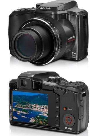 Submarino câmera digital Kodak