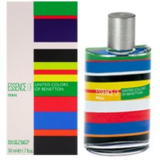 Sacks perfume Essence Benetton