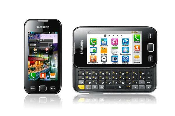 Smartphone Samsung Wave