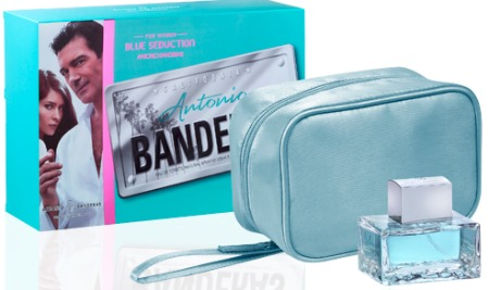 Sacks oferta coffret Blue Seduction