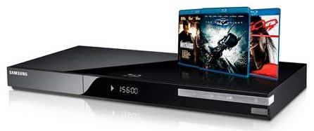Blu-Ray player Samsung