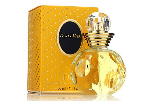 perfume Dolce Vita feminino