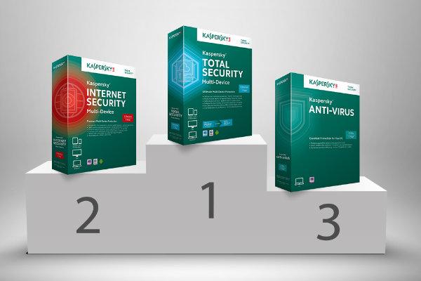 Saraiva oferta software Kaspersky