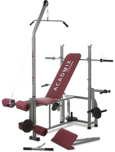 Estação Musculação Metalmix