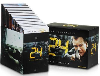 Coleções de DVDs com ofertas