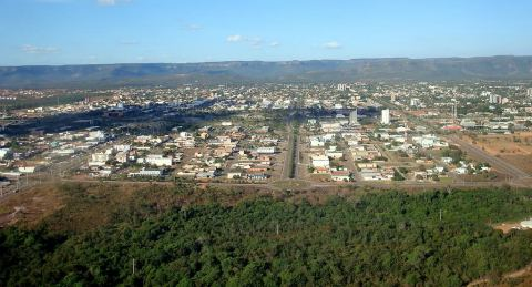 Palmas, Capital do Tocantins