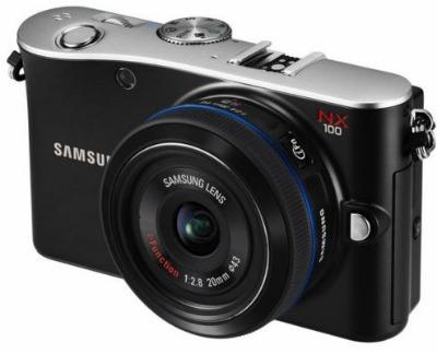 camera digital samsung nx 100