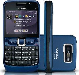 Smartphone Nokia E63
