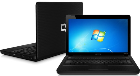 Walmart Notebook HP Compaq