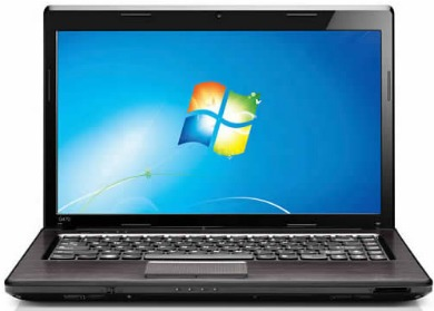 Notebook Lenovo G5