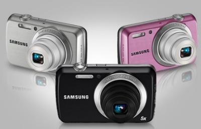 Câmera digital Samsung 12.2 MP