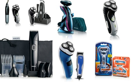 Americanas barbeadores e kits