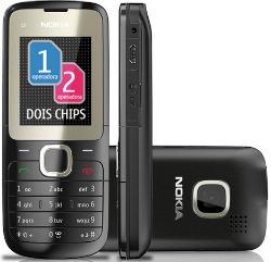 Nokia C2-00 Dual Chip