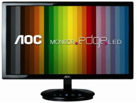 Monitor AOC LED 23