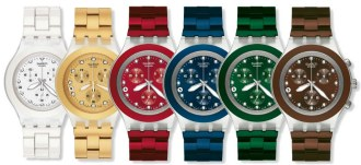 Relogio Swatch Full Blooded
