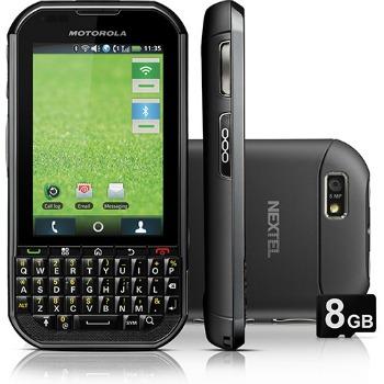 Smartphone Nextel Motorola Titanium