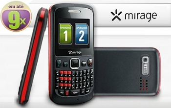 Imperdível smartphone mirage
