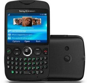 Celular Sony Ericsson TXT