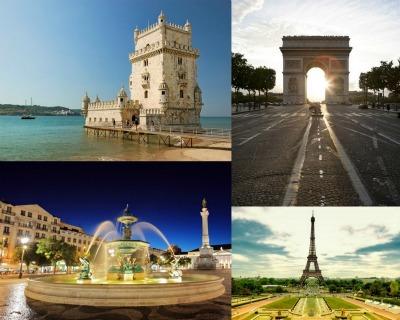 Turismo Paris Lisboa