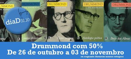 livros de Drummond