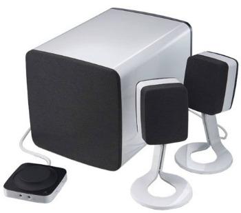 Caixas de som Dell AY410T1