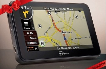 Groupon GPS Touch