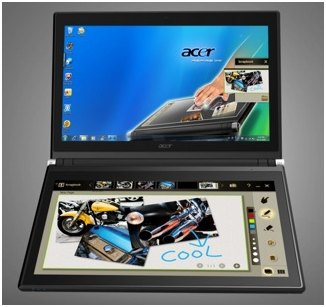 Touchbook acer iconia