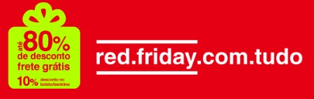 Americanas Red Friday