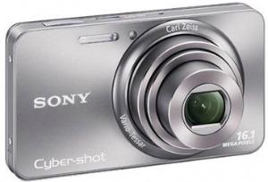 Câmera Sony W630