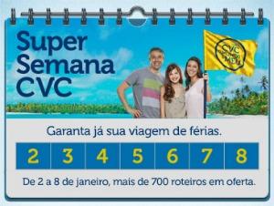 Super Semana CVC
