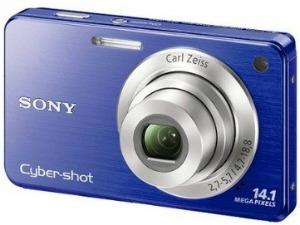 camera digital sony w560