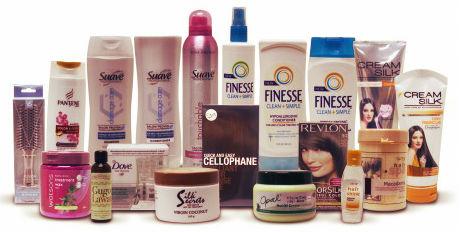 Sacks grande promoção cosméticos