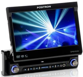 DVD player auto positron