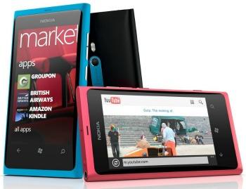 Nokia Lumia 800 com desconto