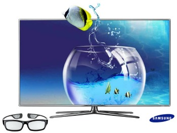 TV LED 3D 46 Samsung