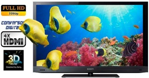 TV LED 3D Sony