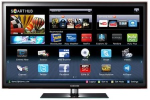 Submarino Samsung Smart TV